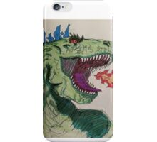 Retarzilla iPhone Case/Skin