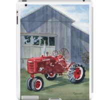 Neighbor Don's FARMALL iPad Case/Skin