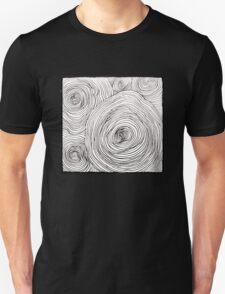 Tree Rings Unisex T-Shirt