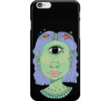 One eyed Galacticas iPhone Case/Skin