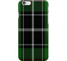 01009 Cleghorn Clan/Family Tartan iPhone Case/Skin