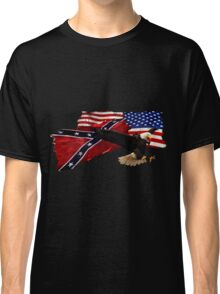 Heritage, Not Hatred Patriotic Eagle Classic T-Shirt