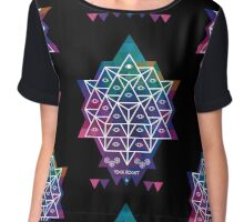 YOGA ROCKET Chiffon Top