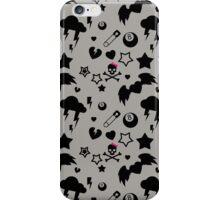 Girly Punk iPhone Case/Skin