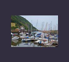 Seaton Harbour.  Devon UK Unisex T-Shirt