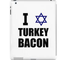 I Star Turkey Bacon iPad Case/Skin