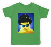 Aaron's Lego Photo shoot! Kids Tee