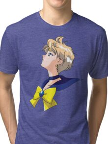 Sailor Moon: Sailor Uranus Tri-blend T-Shirt