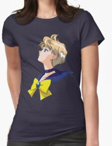 Sailor Moon: Sailor Uranus Womens Fitted T-Shirt