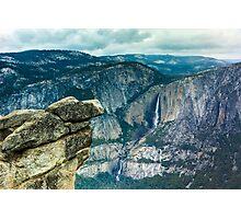Glacier Point Yosemite Photographic Print