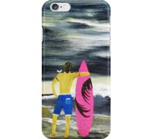 It'll Clear Up........... iPhone Case/Skin