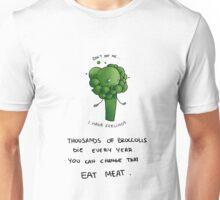 EAT MEAT. Unisex T-Shirt