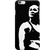 The return of Ronda iPhone Case/Skin