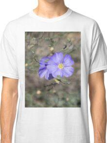Light Purple Flower Classic T-Shirt