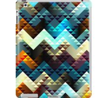 Boho Diamond Chevron Pattern iPad Case/Skin