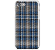 01998 City of Pointe-Claire District Tartan  iPhone Case/Skin