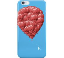 99 Red Balloons iPhone Case/Skin