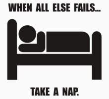 Take A Nap Baby Tee
