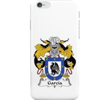 Garcia Coat of Arms/Family Crest iPhone Case/Skin