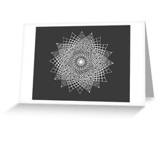 Quantum Web Greeting Card