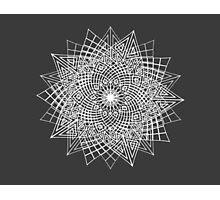 Quantum Web Photographic Print