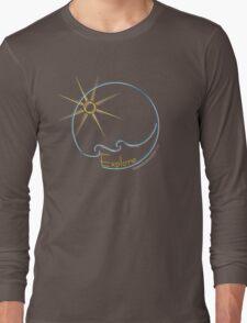 Explore the sea Long Sleeve T-Shirt