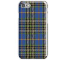 01993 City of Dorval District Tartan  iPhone Case/Skin