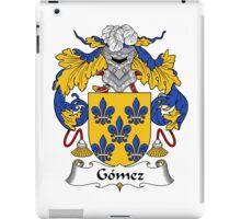 Gomez Coat of Arms/Family Crest iPad Case/Skin