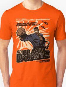 Black Dynamite! Dy-Na-Mite!! T-Shirt