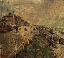 A Stroll Along the Seafront by Sarah Vernon