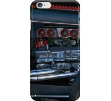 Horsepower and Mr. Webber iPhone Case/Skin