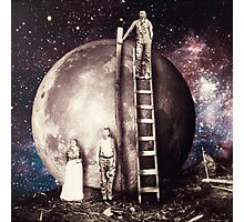 Lunar foundation Photographic Print