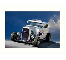1932 Ford 'Lil' Deuce Coupe' Art Print