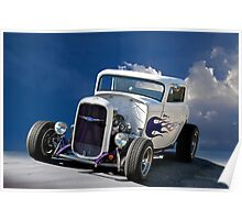 1932 Ford 'Lil' Deuce Coupe' Poster
