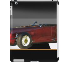 1927 Ford 'Track T' Roadster 2 iPad Case/Skin