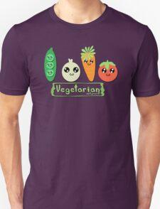 Vegetarian and proud! T-Shirt