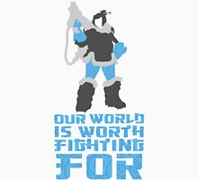 Worth Fighting For Unisex T-Shirt