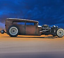 Rat Rod 'Rustomania' 1 by DaveKoontz