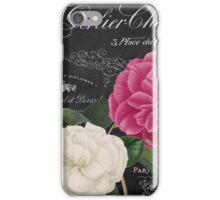 Fleur du Jour Camellia iPhone Case/Skin