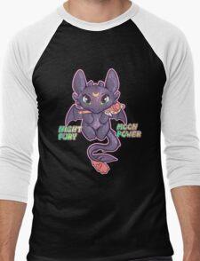 Sailor Toothless Men's Baseball ¾ T-Shirt
