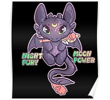 Sailor Toothless Poster