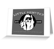 Est. 2008 Greeting Card