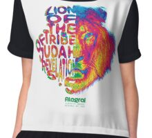 Lion of the tribe of Judah - Revelation 5.5 - Color Chiffon Top
