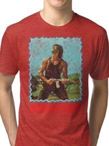 MEGA-BO Tri-blend T-Shirt