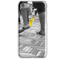 Put your drink down and dance ! iPhone Case/Skin