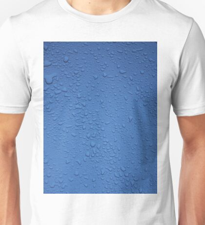 Water on wax Unisex T-Shirt