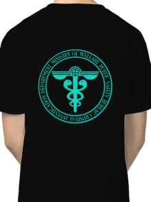 Psycho Pass Ministery Symbol Classic T-Shirt