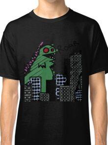 Derpasaur Attack! Classic T-Shirt