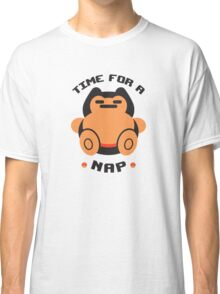 Time for a Nap Classic T-Shirt