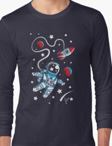 Space Walk Long Sleeve T-Shirt
